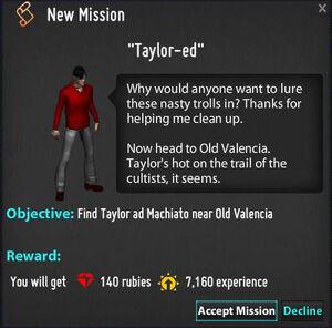 Taylor-ed