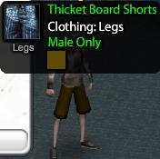Thicket Board Shorts