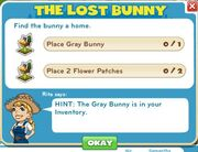 The Lost Bunny