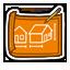 Orange Blueprint-icon