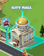Cityhall camp
