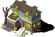 Poltergeist House-SW