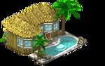 Polynesian Pool House-NW