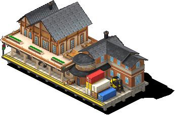 Alps Station-SE