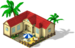 Tropical Mansion Level 1-SW