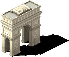Parisian Arch-SE