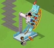 Pirate Ride Running