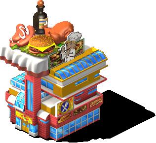 World Gourmet Center 3-SE