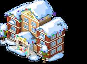 Hotel Suites snow
