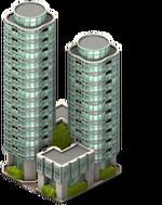 Infinite Towers I-NE