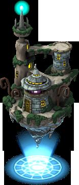 Warlock House-SW