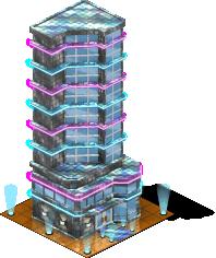 Futuristic Tower-SE