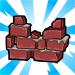 Crumbling Bricks-viral