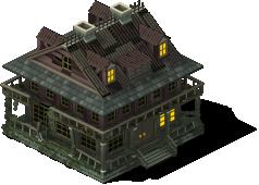 Massacre Mansion-SE