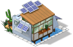 Solar Panel House-NW