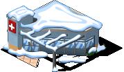 Emergency Clinic snow