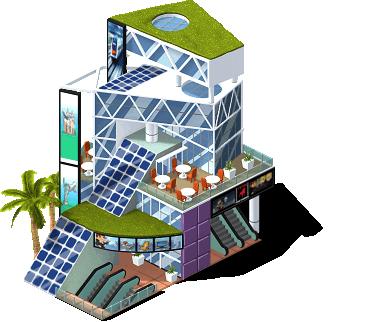 Solar Mall Level 2-SW