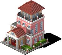 Fall Mansion-SW
