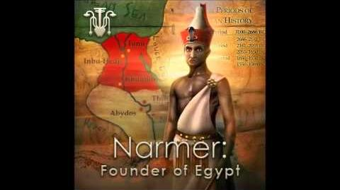 United Kingdoms of the Nile - Narmer Peace