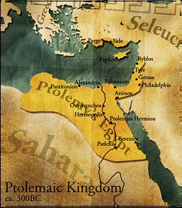 Tcm map ptolemy