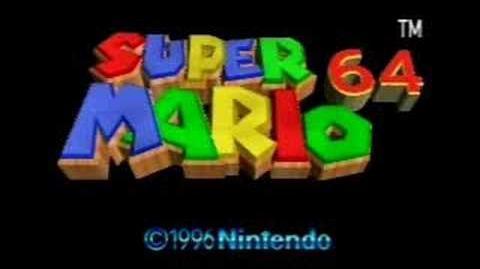 Super Mario 64 Music- Bowser's Theme