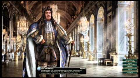 Louis XIV Bourbon France Peace