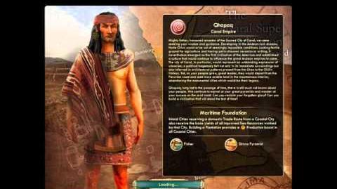 Caral - Qhapaq War