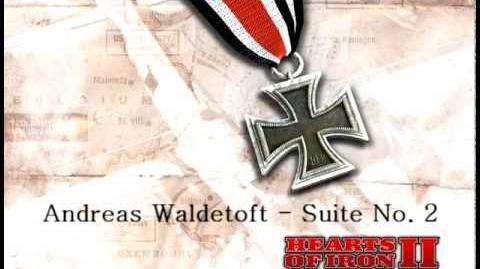 Andreas Waldetoft - Suite No