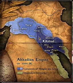LITE Akkad Map