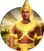 Suryavarman II icon