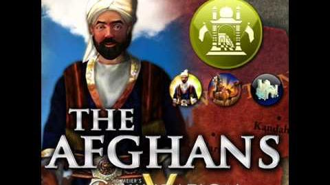 Afghanistan - Mirwais Hotaki War