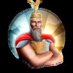 Skanderbeg icon