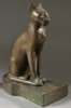 Bronze Statue of Bastet