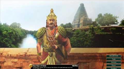 Chola - Raja Raja I - War