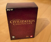 Civilization Chronicles box