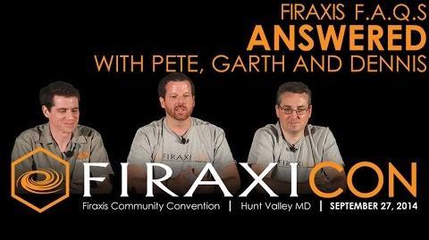 Firaxicon Panel Firaxis FAQs Answered!