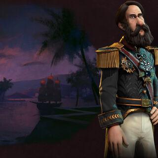 Promotional image of Pedro II