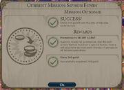 Successful Siphon Funds (Civ6)