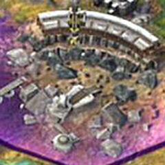 Floatstone quarry