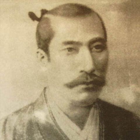Portrait of Oda Nobunaga, by Giovanni Nicolao