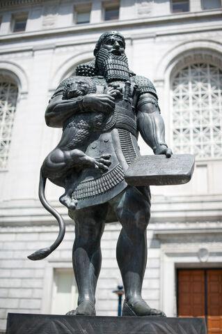 File:Ashurbanipal Statue.jpg