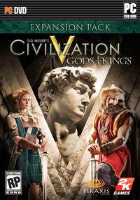 Civ 5 Gods Cover