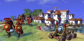 Civrev roman legion