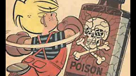 CREEPYPASTA The Lost Episode of Dennis the Menace