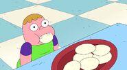 Lol Clarence lieks cookies