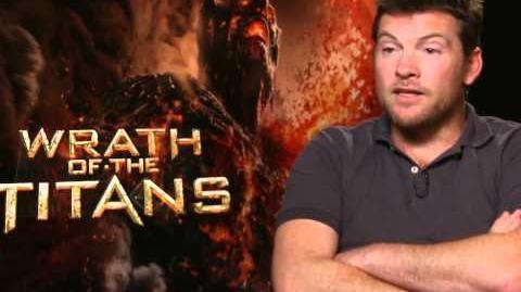 Wrath of the Titans Interview - Sam Worthington (Perseus)