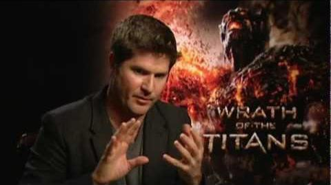 Wrath of the Titans Interview - Director Jonathan Liebesman