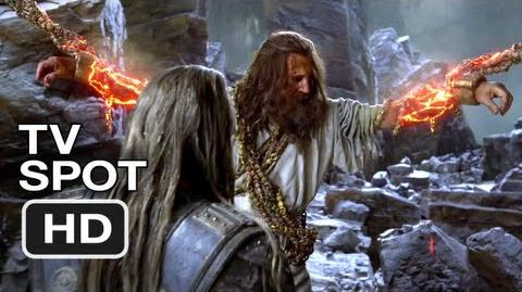 Wrath of the Titans TV SPOT 7 - Sam Worthington Movie (2012) HD