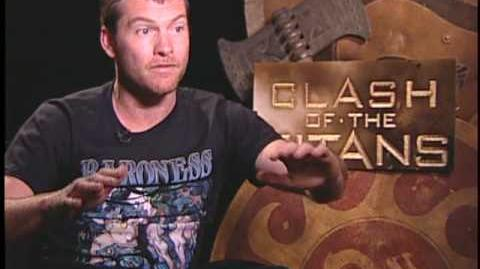 Sam Worthington Interview for CLASH OF THE TITANS