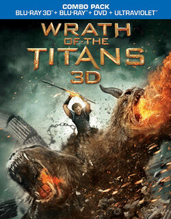 Wrath of the Titans (Blu-ray 3D)